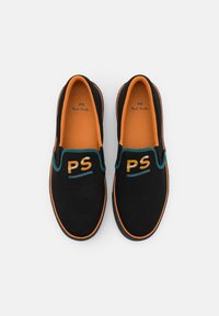 PS Paul Smith - EXLUSIVE LITO - Nazouvací boty - black - 3