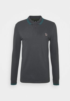 MENS SLIM FIT - Polo shirt - dark grey