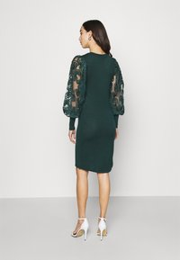 ONLY - ONLFLORA DRESS  - Robe pull - ponderosa pine - 2