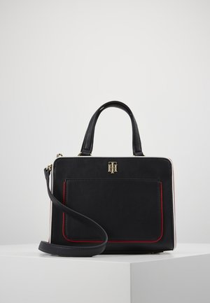 CITY SATCHEL - Håndveske - blue