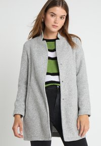 Vero Moda - VMKATRINE - Manteau court - light grey melange - 0
