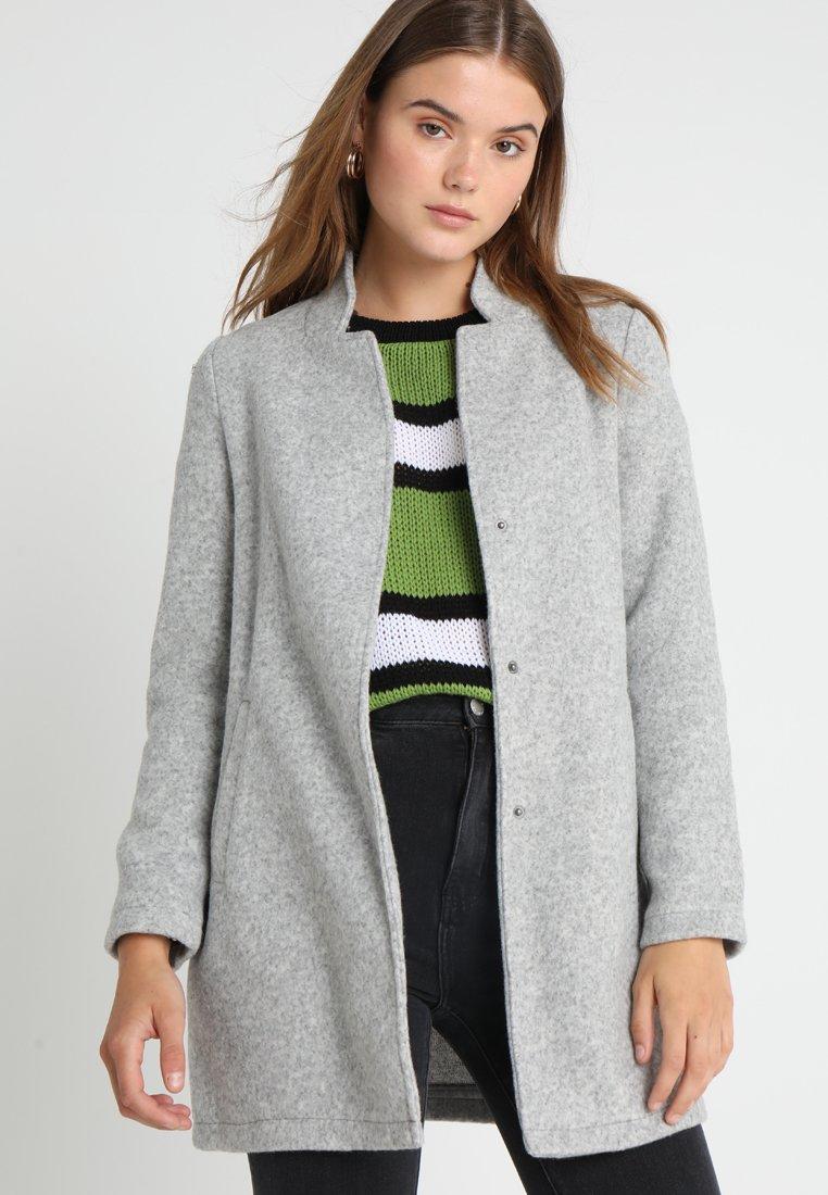 Vero Moda - VMKATRINE - Manteau court - light grey melange