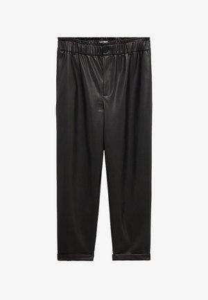 SKULL - Trousers - zwart