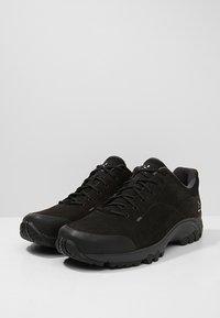 Haglöfs - RIDGE GT MEN - Hiking shoes - true black - 2