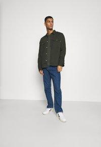 Jack & Jones - JJICHRIS JJORIGINAL - Straight leg jeans - blue denim - 1