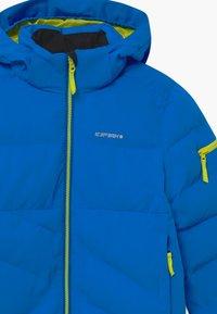 Icepeak - LOUDON UNISEX - Snowboardová bunda - royal blue - 3