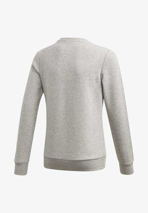 LINEAR SWEATSHIRT - Sweatshirt - grey