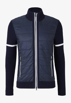 Winter jacket - navy-blau