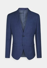 Isaac Dewhirst - THE FASHION SUIT 3 PIECE WINDOW CHECK SET - Completo - blue - 2