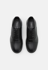 Friboo - LEATHER - Lace-ups - black - 3