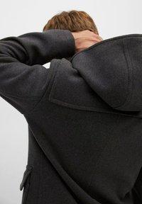 Mango - MEDINA - Classic coat - středně šedá vigore - 5