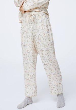 Nattøj bukser - beige