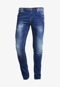 Blend - Slim fit jeans - blue denim - 4