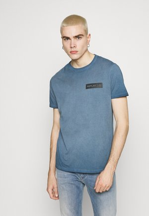 T-shirt med print - pale aviator