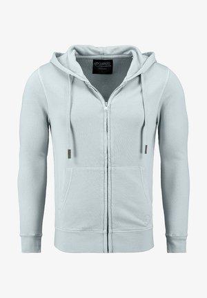Zip-up sweatshirt - light grey