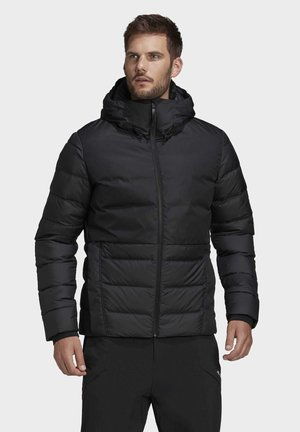 URBAN COLD.RDY PRIMEGREEN OUTDOOR DOWN JACKET - Down jacket - black