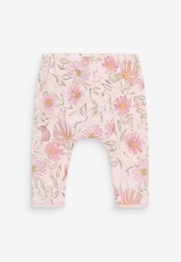 Next - 3 PACK LEGGINGS - Leggings - Trousers - pink