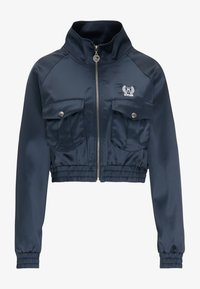 myMo - CROPPED - Light jacket - marine - 4