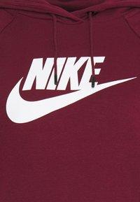 Nike Sportswear - HOODIE - Kapuzenpullover - dark beetroot/white - 2