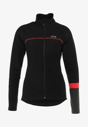 THERMO  - Trainingsjacke - black/terra grey