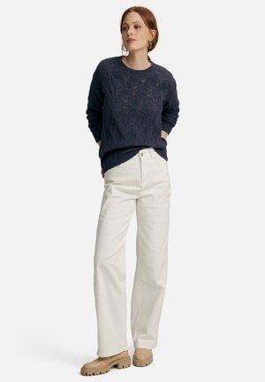 Trui - jeansblau/melange