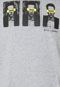Brixton - STRUMMERKYR HOOD - Sweater - heather grey - 2