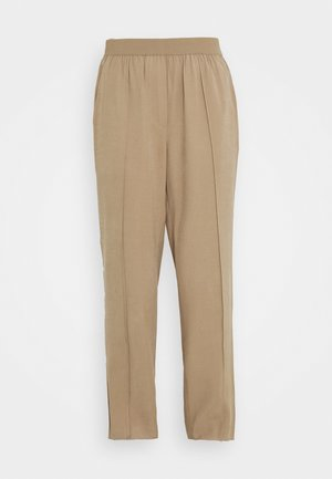 YASROSE PANT ICON - Trousers - desert taupe