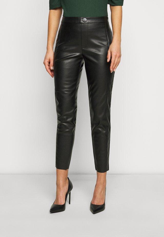NMELISA PETITE - Leggings - Trousers - black