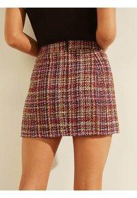 Guess - Mini skirt - bordeaux - 3