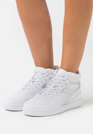 PLAYGROUND  - High-top trainers - white