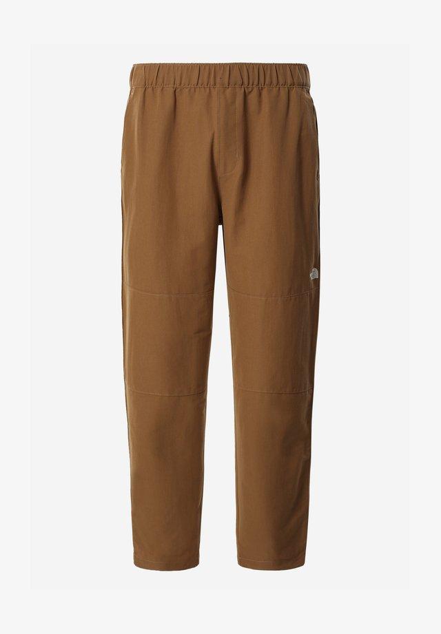M CLASS V PANT - Pantaloni sportivi - utility brown
