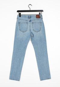 Abercrombie & Fitch - Straight leg -farkut - blue - 1