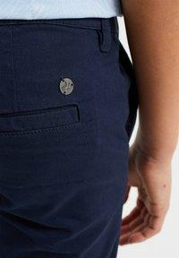 WE Fashion - Shorts - navy blue - 2