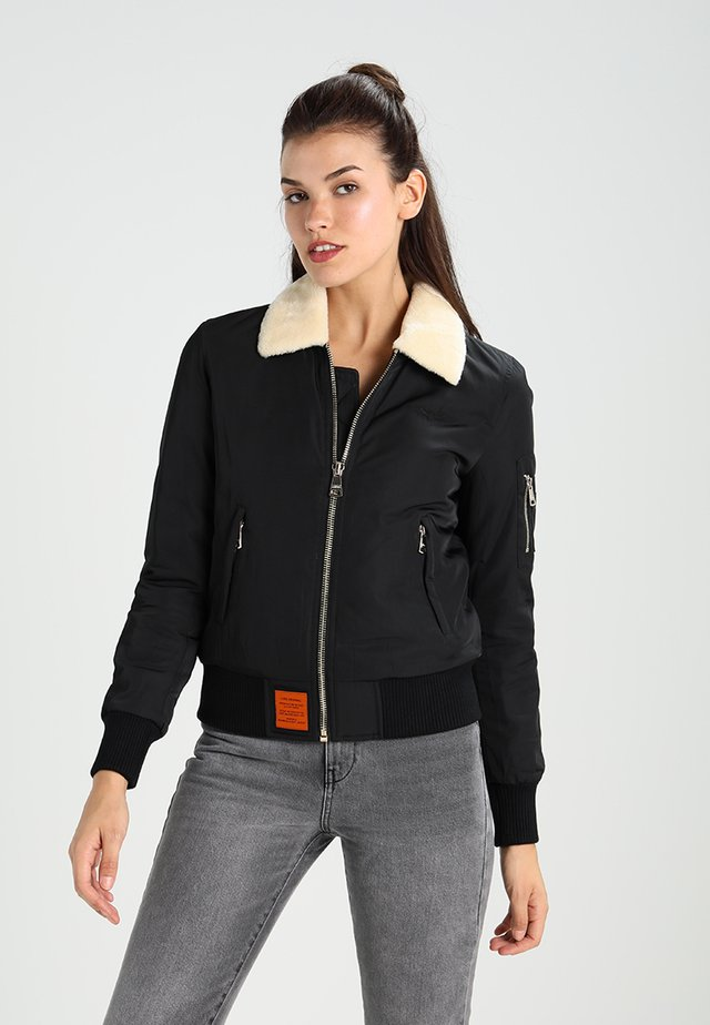 BARCELONE - Winter jacket - black