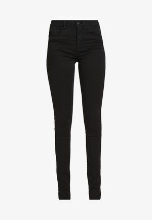 ONLROYAL HIGH - Jeans Skinny Fit - black denim
