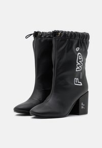 F_WD - Classic ankle boots - black - 2