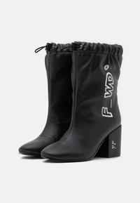 F_WD - Kotníkové boty - black - 2