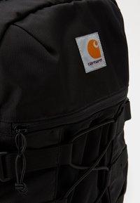 Carhartt WIP - DELTA  - Rucksack - black - 3