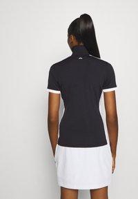 J.LINDEBERG - JULIETTE  - Sports shirt - navy - 2