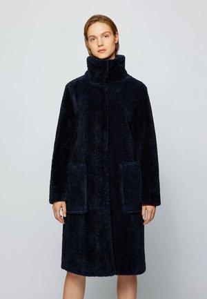 CETEDY - Winter coat - open blue