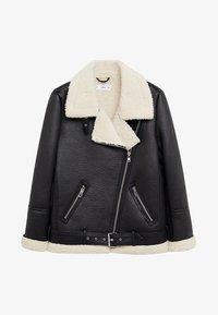Mango - ADRI-I - Light jacket - schwarz - 7