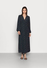 Glamorous Tall - LADIES DRESS ROSE - Maxi dress - olive - 0
