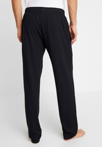 Schiesser - BASIC - Pyjama bottoms - black - 2