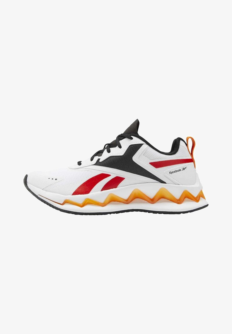Reebok - ZIG ELUSION ENERGY SHOES - Chaussures de running neutres - white