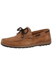 Sansibar Shoes - Bootschoenen - beige - 1