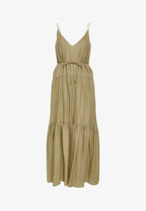 ONLVIVI DRESS - Robe longue - elmwood