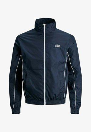 Training jacket - navy blazer