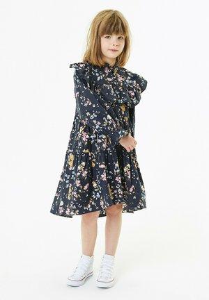 Shirt dress - dark blue