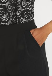 WAL G. - FARI - Jumpsuit - black/white - 5