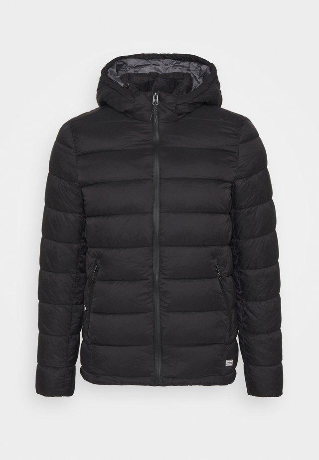 ACOLCH DETACH - Winter jacket - black